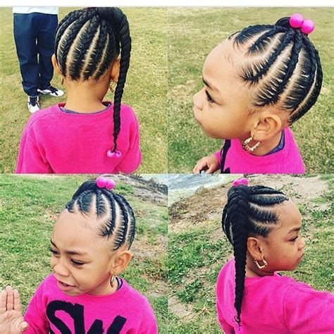 Hairstyles For Black Children by Best 25 Black Hairstyles Ideas On