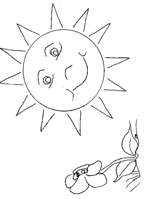 cute sun coloring page free coloring pages free cute printable sun coloring