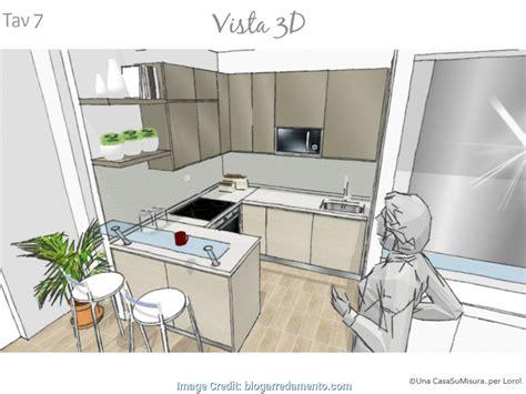 Progetti Cucine Piccole by Emejing Progetti Cucine Piccole Pictures Ideas Design