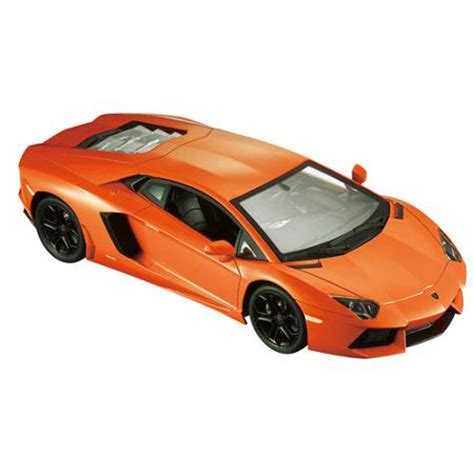 Lamborghini Remote Cars Icess Lamborghini S680 Remote Controlled Car Orange
