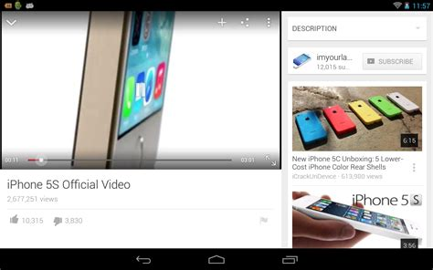 android layout like youtube how to create videoview like youtube quot small screen and