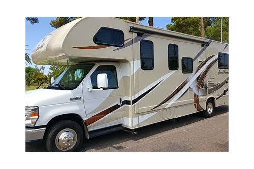 rv rental deals one way