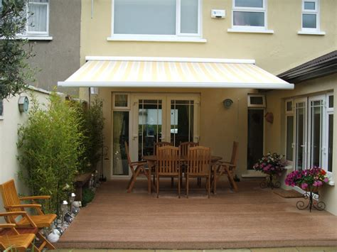 Awnings Uk by Domestic Patio Awnings Terrace Covers Aspiration Blinds