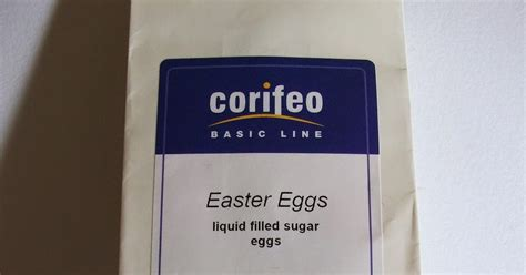 Liquid Finish N U S K I N kev s snack reviews corifeo liquid filled sugar easter eggs tk maxx review