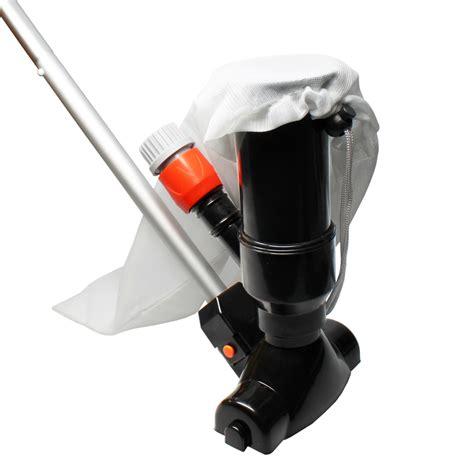 how to vacuum shop aqua ez inches pool vacuum at lowes com
