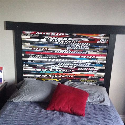 hockey bedroom decor best 25 hockey sticks ideas on hockey stick