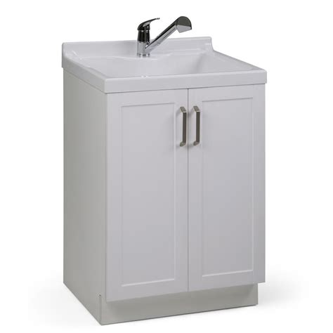Laundry Sinks With Cabinets by Simpli Home Kyle 24 In W X 20 In D In X 36 In H