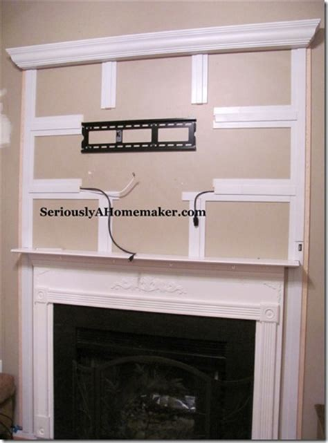trim to hide wires how to hide tv cords in trim work sawdust 174