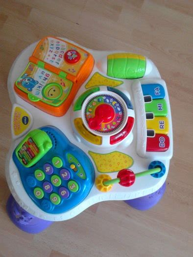 play and learn activity table vtech play learn activity table for sale in tallaght