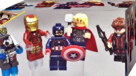 Lego Lele Technology lele 캡틴아메리카 어벤져스 미니피규어 레고 짝퉁 구입 리뷰 lego knockoff captai
