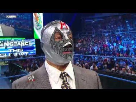 wwe.com exclusive: triple h reveals mil mascaras as the