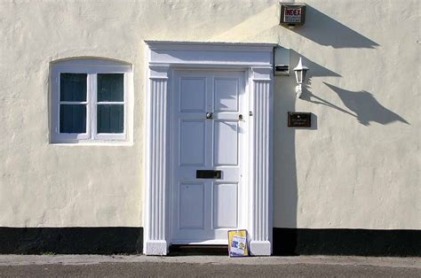 At The House Door by File A House Door In Send Surrey Uk Jpg Wikimedia Commons