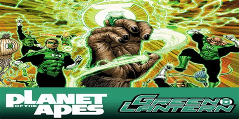 planet of the apes green lantern books green lantern goes ape the of oa