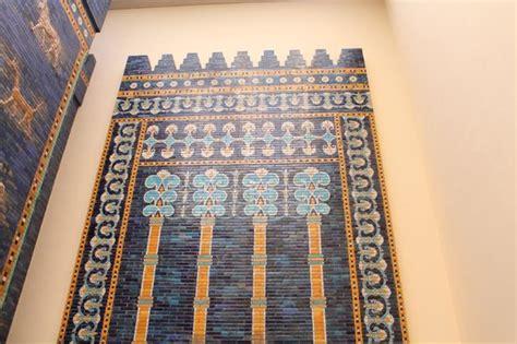 unicite porta di roma porta di ishtar foto di museo di pergamon berlino