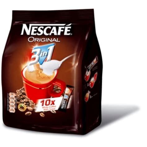 Murah Cadbury 3in1 Chocolate Drink nescafe 3 in 1 bag