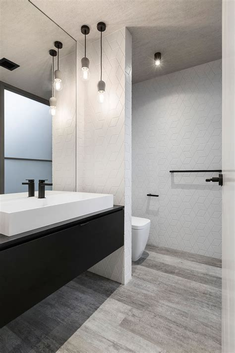 Modern Minimalist Bathrooms 6 Ideas For Creating A Minimalist Bathroom Contemporist