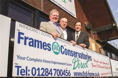 frames conservatories direct celebrate 10 years as