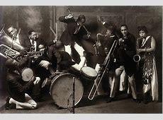 Johanna Johnson's enduring romance with the 1920's ... 1920s Jazz