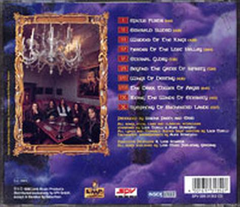 Dvd Rhapsody Of Visions From The Enchanted Lands 2 Dvd rhapsody symphony of enchanted lands album cd records