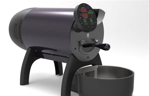 A Q&A With the Inventor of the Bullet 1kg Roaster, Coming Soon (Hopefully)   Daily Coffee News