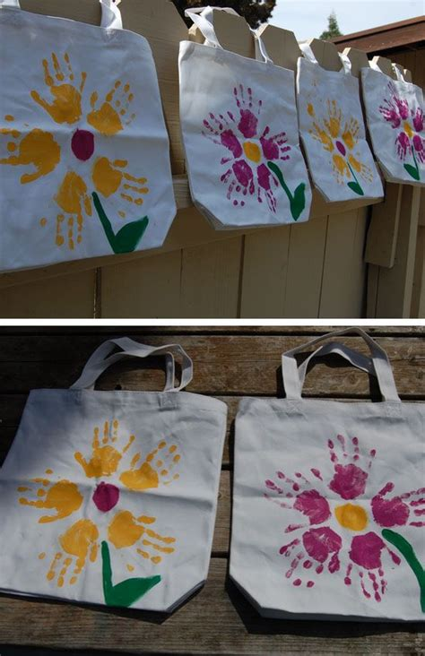 diy mothers day crafts 20 diy mothers day craft ideas for to make tote bag