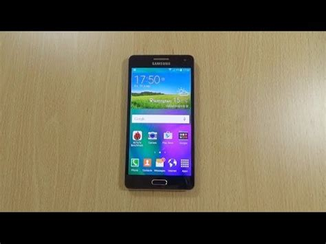Samsung A5 Lollipop Samsung Galaxy A5 Official Android 5 0 2 Lollipop Review