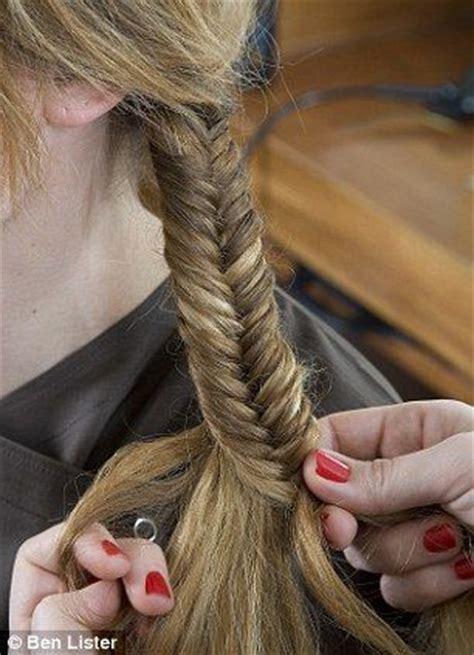 hair platts fishtail braid my locks fav s pinterest