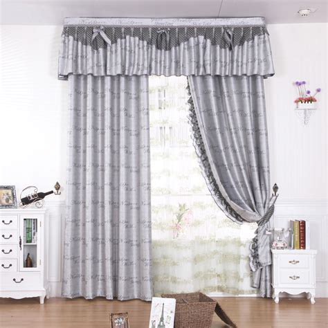gray bedroom curtains modern polyester gray bedroom curtains made of polyester