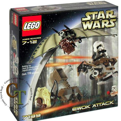 Lego 7139 Wars Ewok Attack lego 7139 ewok attack wars