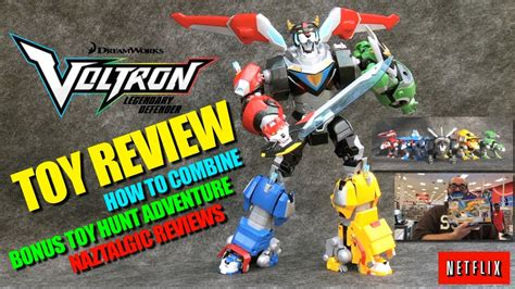 voltron legendary defender toys voltron legendary defender review and adventure