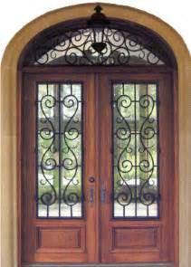 Exterior Wrought Iron Doors Exterior Doors Custom And Stock Homestead Interior Doors