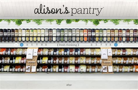 Allisons Pantry by Alison S Pantry Study Dow Design Brand Strategy