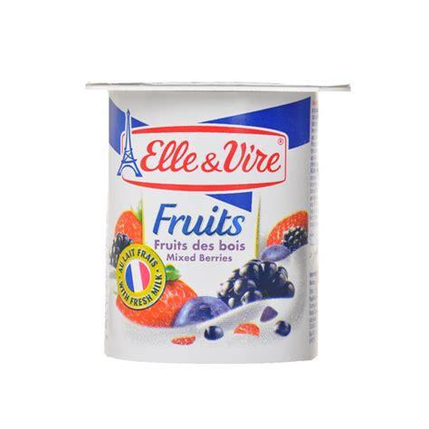 Vire Fruits Yoghurt vire fruits mixed berries dessert 125g