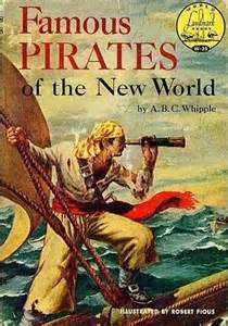 famous pirates of the new world by a b c whipple