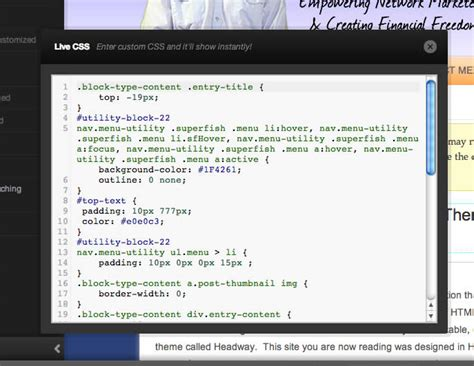 headway themes live css editor pro wordpress theme design has never been easier meet