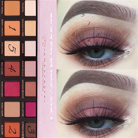 Makeup Beverly beverly modern renaissance pictorial eye