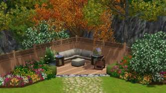 sims 3 backyard ideas outdoor furniture design and ideas