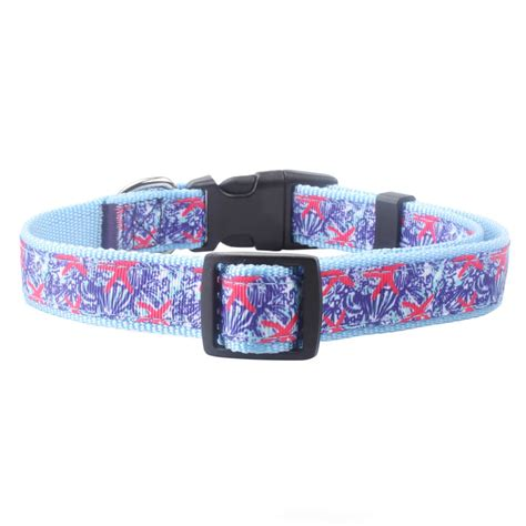 pet collar customized pet collars wholesale ribbon pet collars
