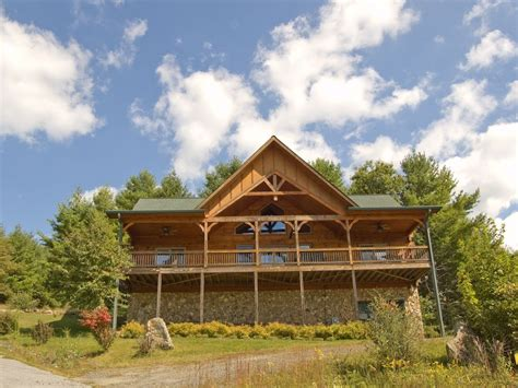 Cabin Rentals Near West Jefferson Nc by Mountain Views Tub Pool Table Vrbo