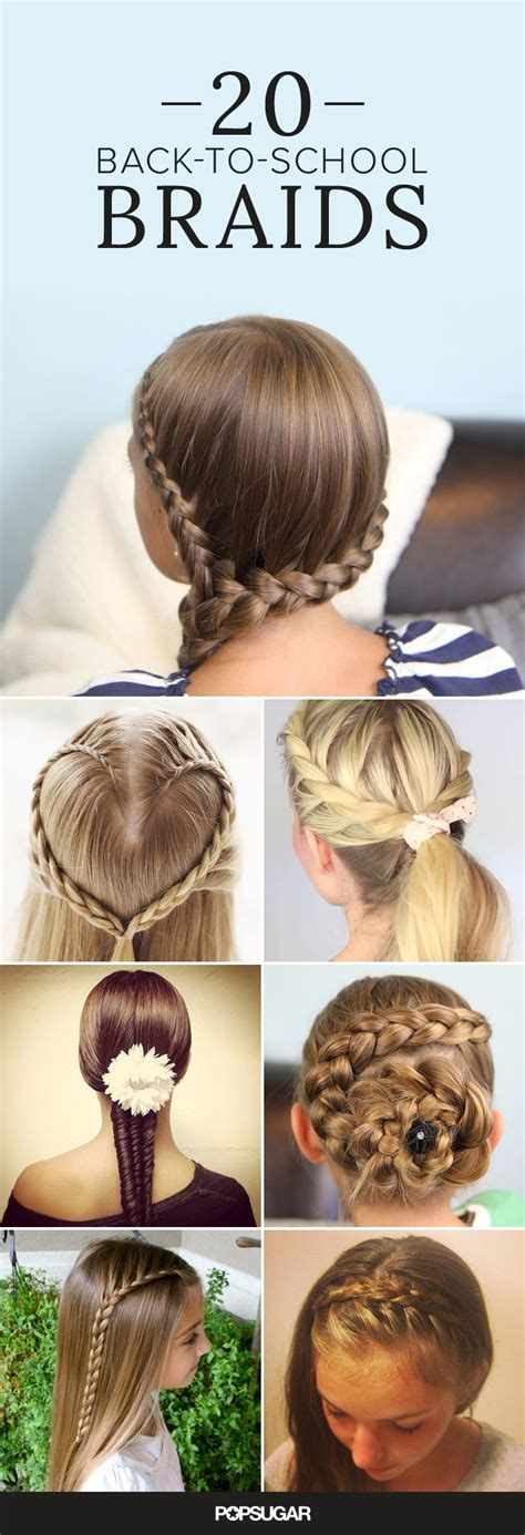 hairstyles for school on monday 15 must see school hair pins quick easy hairstyles