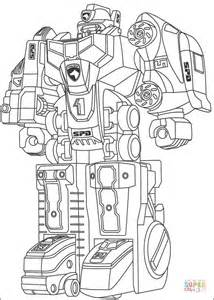power rangers robot coloring pages ranger transformer coloring page free printable coloring
