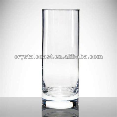 clear glass cylinder table l effacer verre vases suspendus grand verre transparent