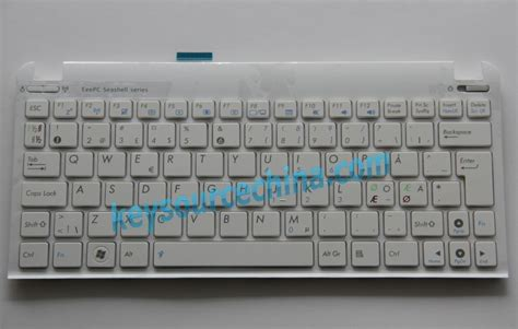 Keyboard Notebook Asus Eee Pc 1015px 04goa291knd00 2 asus eee pc 1015p 1015px 1015pb 1015pe 1015b 1015bx 1015t 1015tx nordic keyboard
