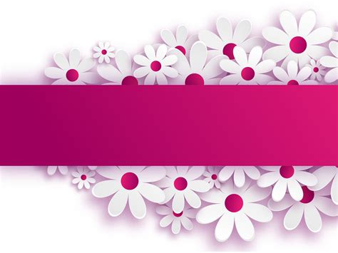 Signboard Flower Backgrounds For Powerpoint Templates Ppt Backgrounds Powerpoint Flower Background