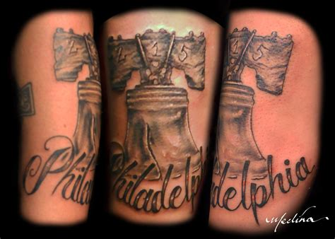 liberty bell tattoo liberty bell by michael medina michael medina
