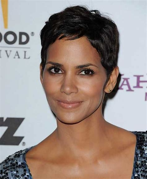 who popularized the pixie haitcut 19 halle berry pixie cuts 19 halle berry fine pixie