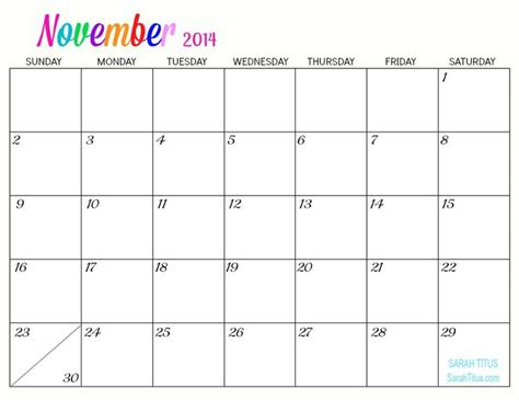 cool printable calendars nov 2015 calendar template 2016