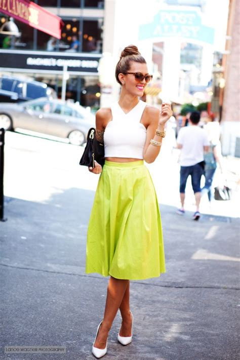 summer skirts to wear glam radar