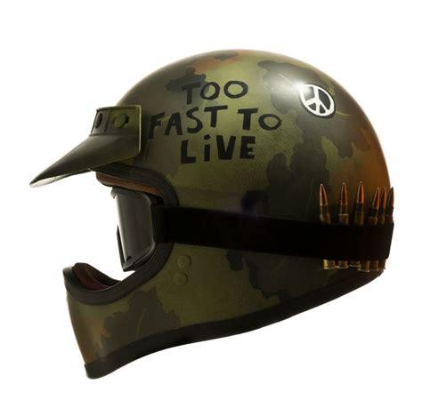 helmet design retro 41 best cafe racer helmets images on pinterest