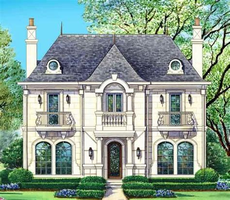 French Chateau House Plans | 17 best images about house ideas on pinterest craftsman